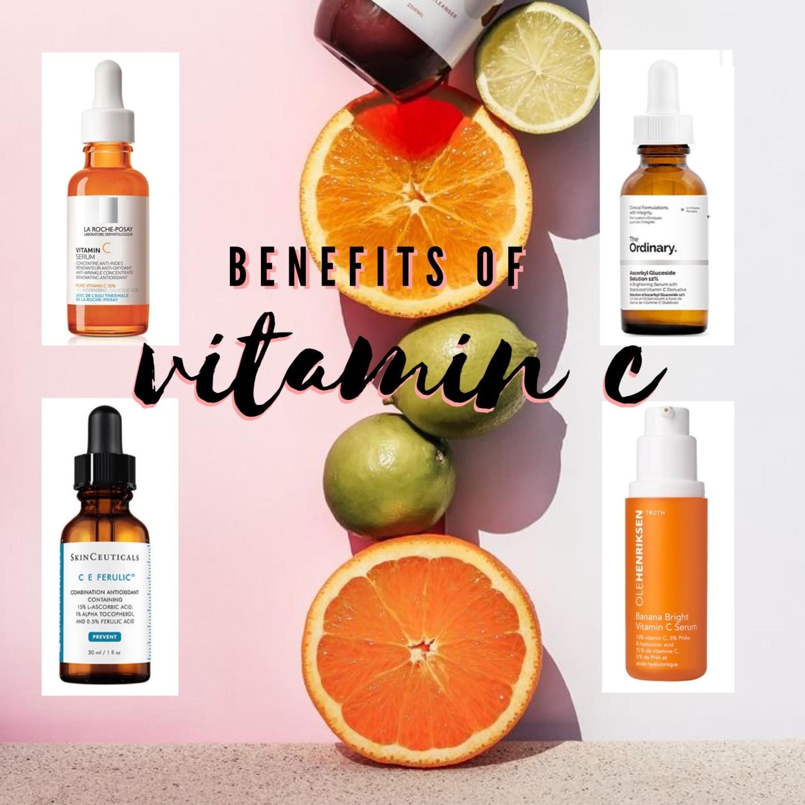 the ordinary, skinceuticals, vitamin c